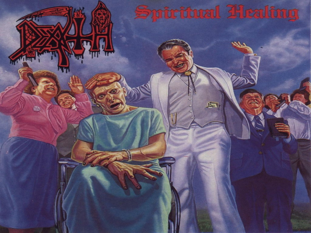 Death Spiritual Healing Rar File